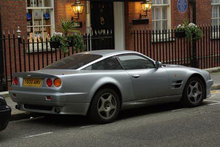 Aston-Martin V8 Vantage V600 - Foto Jim Appelmelk