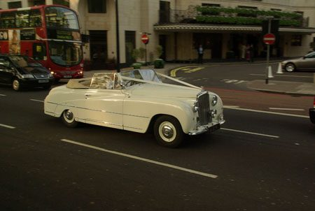 Bentley MK VI Franay Drophead Coupé - Foto Jim Appelmelk