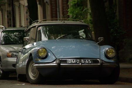 Citroën DS - Foto Jim Appelmelk