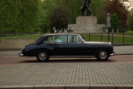Rolls-Royce Phantom VI - Foto Jim Appelmelk