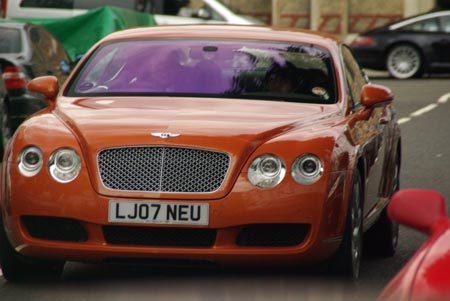 Bentley Continental GT - Foto Jim Appelmelk