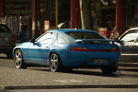 Porsche 928 GTS - Foto Jim Appelmelk