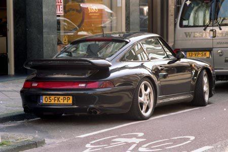 Porsche 993 Turbo S - Foto Jim Appelmelk