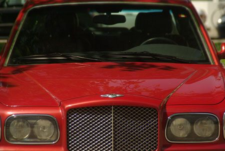 Bentley Arnage T - Foto Jim Appelmelk