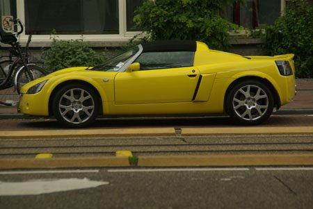 Vauxhall VX 220 Turbo - Foto Jim Appelmelk