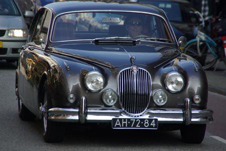 Jaguar MKII - Foto Jim Appelmelk