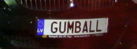 Gumball 3000 Amsterdam