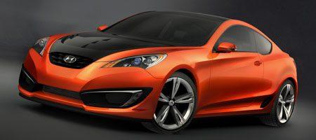 Hyundai Genesis Coupé Official