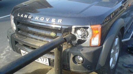 Land Rover Discovery Spies