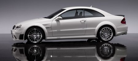 Mercedes-Benz CLK63 AMG Black Series in