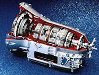 Mercedes-Benz transmission