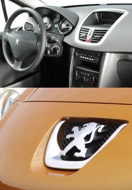 Binnenstebuiten buitenstebinnen for Peugeot 907 interieur