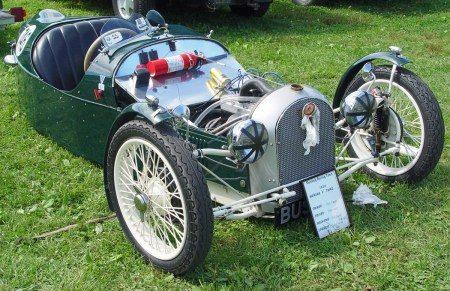Morgan F Trike