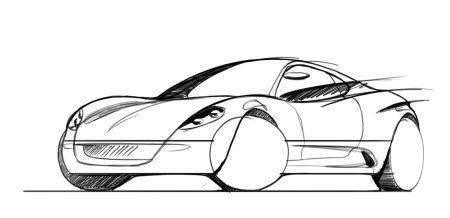 Kleurplaat Formule 1 Ferrari Autodesigners Kent U Ze Allemaal Autoweek Nl