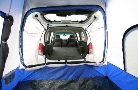Lekker Kamperen In Je Nissan Suv Autoblog Nl