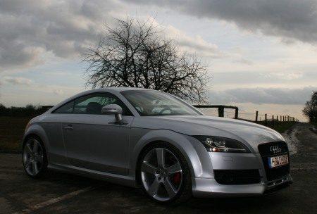Audi TT 2.0 TFSI Oettinger