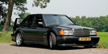 Mercedes-Benz 190E EVO II