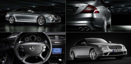 Mercedes-Benz CLS63 AMG 030 Performance Package