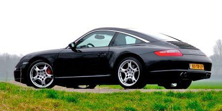 Porsche 997 911 Targa 4S Tiptronic