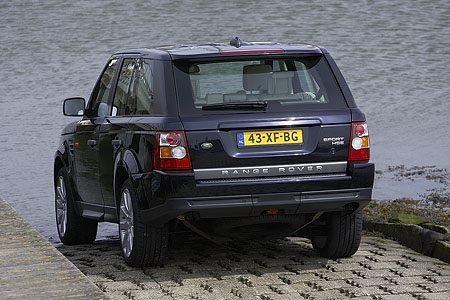 Range Rover Sport TDV8 HSE