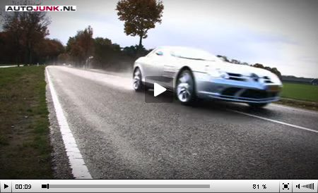 SLR McLaren video review