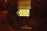 Traffic Signs - No Shagging