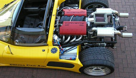 Ultima Can Am Engine