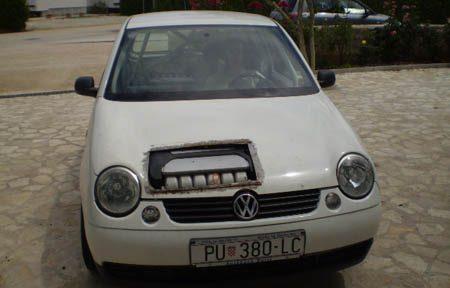 Volkswagen Lupo 12 cilinder