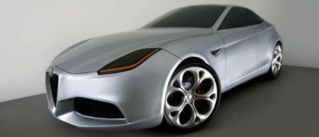 Alfa Romeo 169 concept