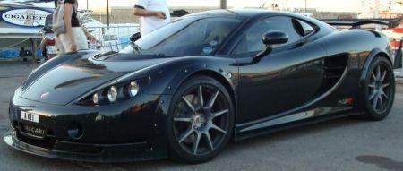 Ascari KZ1R - hubba hubba!