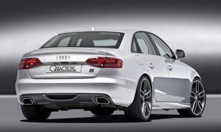 Audi A4 (B8) Caractere
