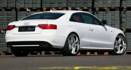 Audi A5 3.0TDI by Senner