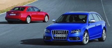 Audi S4 en S4 Avant