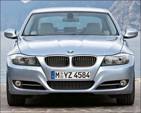 BMW 3-serie facelift