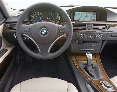 Here it is bmw 3 serie facelift for Bmw serie 9 interieur