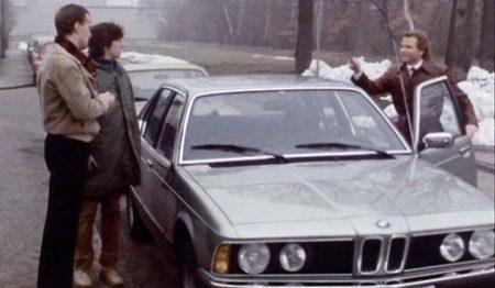 BMW 7 Serie E23 Derrick