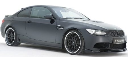 BMW M3 Coupe Hamann