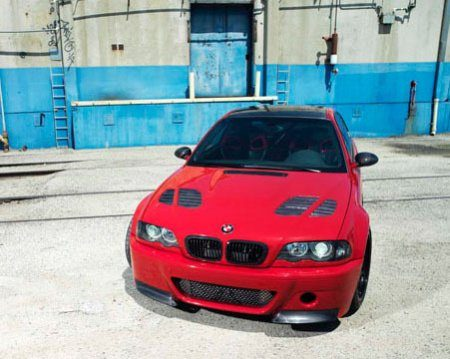 BMW M3 Turbo 1000 pk