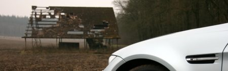 BMW M3 sedan house