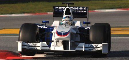 BMW-Sauber F1 2009 spec