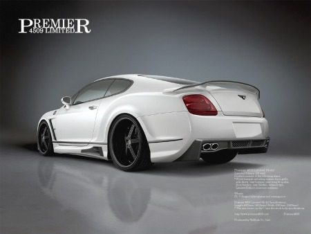 Bentley CGT door Premier4509
