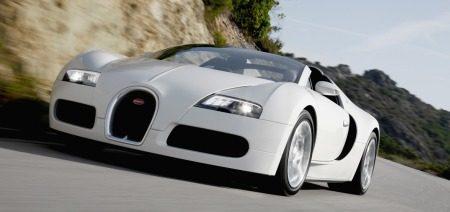 Bugatti Veyron 16-4 Grand Sport