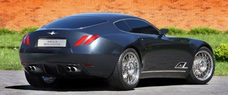 Carrozzeria Touring A8 GCS Berlinetta