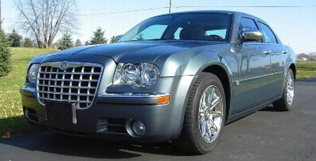 Chrysler 300C Obama