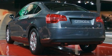 Citroën C5 II sedan