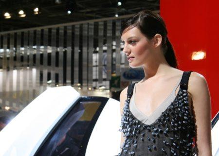 Citroen GT Concept staat hierachter