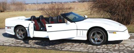Corvette 4-drs cabrio