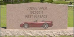 Dodge Viper Tombstone