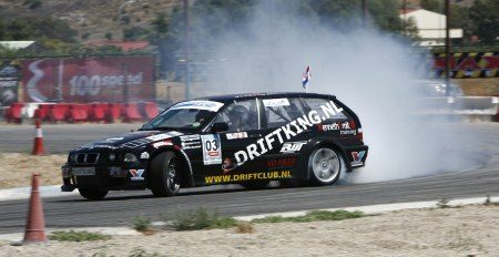 Driftking in Griekenland