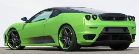 Ferrari F430 Novitec Verde Ithaca